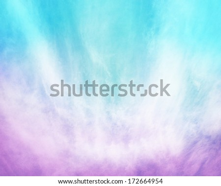 Abstract fog and clouds on a subtle paper background Image displays a pleasing paper grain and texture at 100 percent