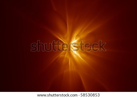 abstract fractal background #58530853