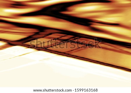 Abstract futuristic brown lines image design background Stock fotó ©
