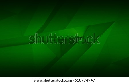 Abstract futuristic dark green color digital background, textured backdrop
