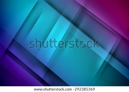 Abstract geometric background in shades of blue, pink and purple.