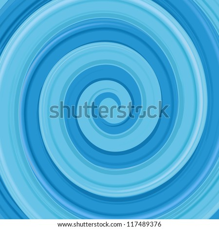 Abstract glossy of swirling water background.