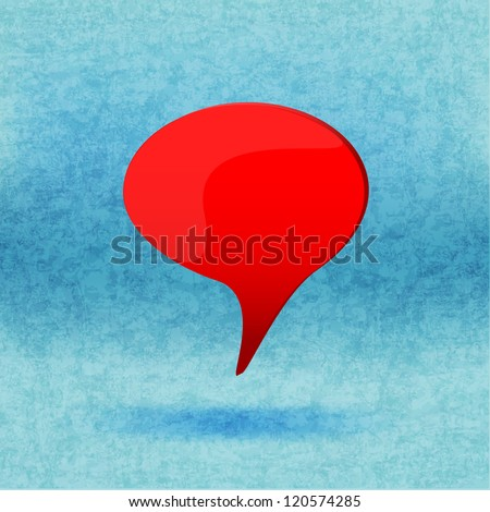 Abstract glossy speech