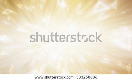 abstract gold background. explosion star. #333258806