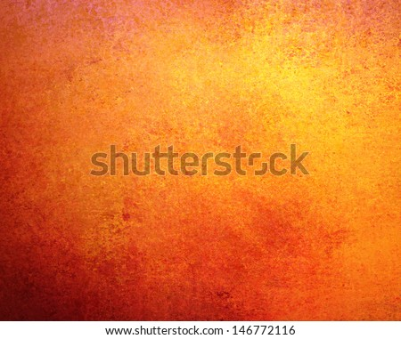abstract gold background orange red yellow paper with vintage grunge background texture design web template background brochure layout elegant gold Christmas background sunny bright rich vibrant color