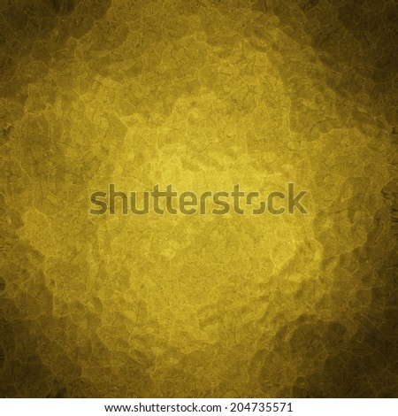 abstract gold background with pitted shiny glass background texture design, elegant bright gold paint on wall, yellow background paper or web background templates, glass effect