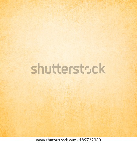 abstract gold background with white center and soft pastel yellow vintage grunge background texture border, light yellow paper or page, old parchment