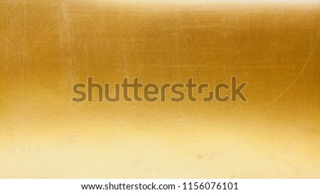 Abstract gold concrete wall texture background #1156076101