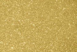 Abstract gold glitter sparkle background
