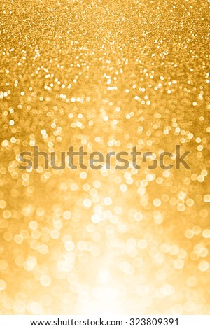 Abstract gold glitter sparkle luxury background party invite