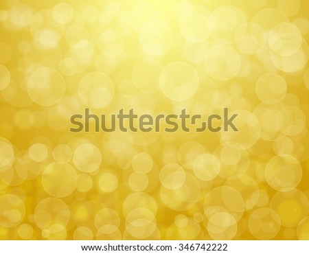 Abstract golden background, Christmas Background