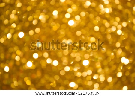 abstract golden background texture close up