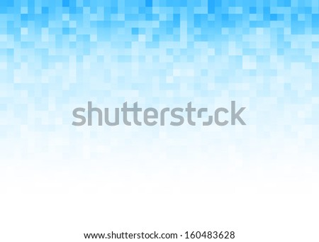 Abstract gradient pixel colorful pattern background