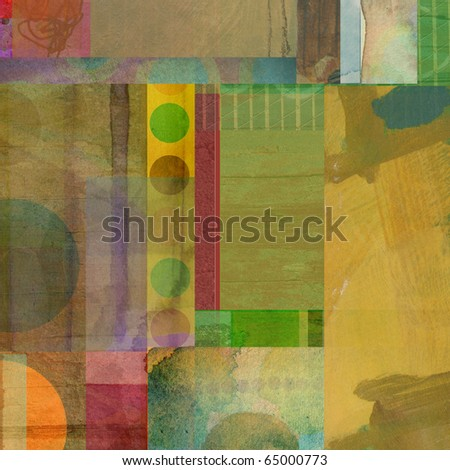 abstract graphic design background design composition