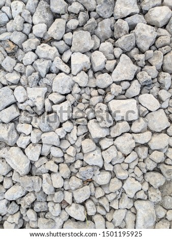 abstract gray background. gray stones and dust #1501195925