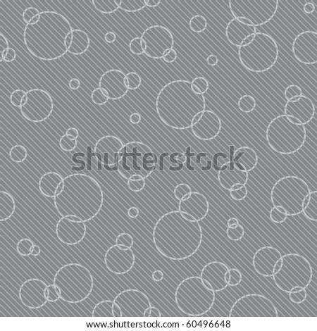 abstract gray circle background (tileable pattern)
