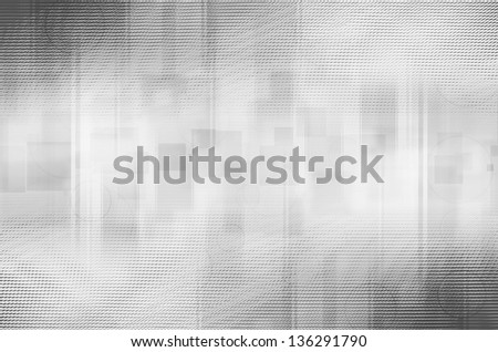abstract gray circles and square background