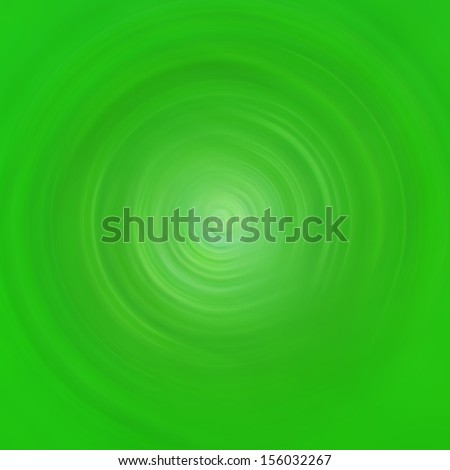 Abstract green background - radial pattern