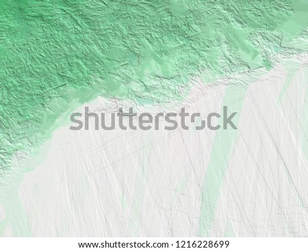 Abstract green color texture background. #1216228699