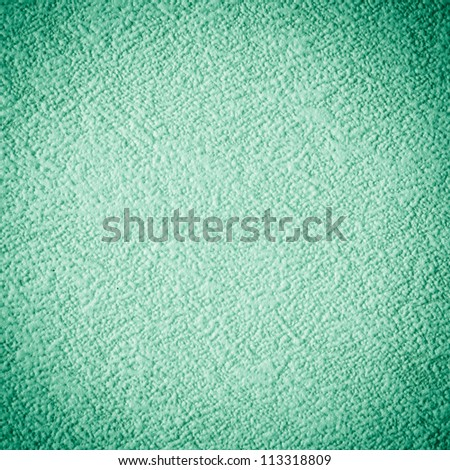 Abstract Green Colored Texture