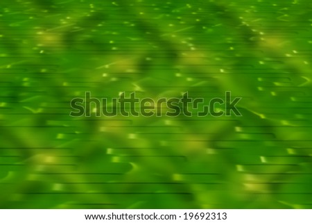 abstract green stylish background