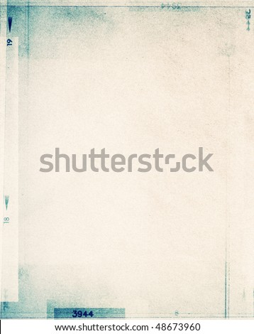 abstract grunge background, made of filmstrips - stock photo