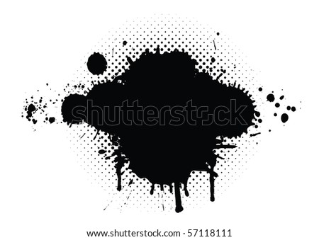 abstract grunge background.raster
