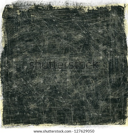 Abstract grunge background. Scratched texture.