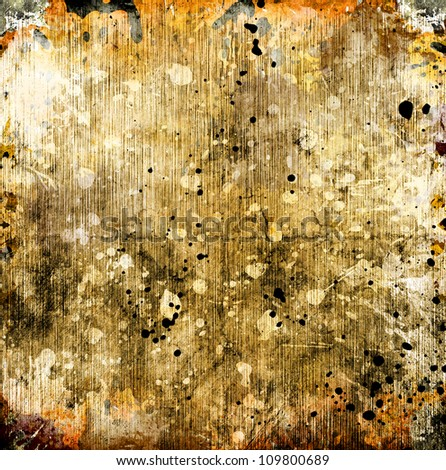abstract grunge background with scratches