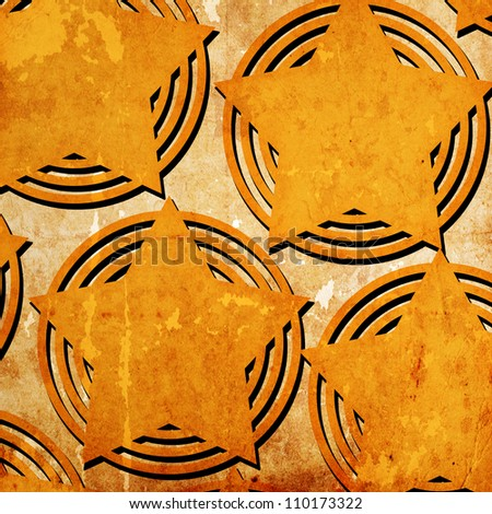 Abstract grunge background with stains
