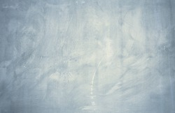 Abstract Grunge grey stucco Background. Wall building Close up. Rough Surface plaster Texture With Copy Space for design