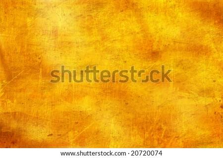 abstract grunge orange bright background