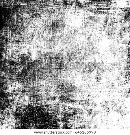 Abstract grunge wallpaper texture background, Black and white