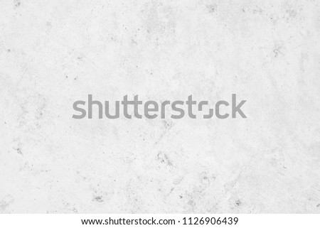 Abstract grungy white concrete seamless background. Stone texture for painting on ceramic tile wallpaper. Cement backdrop for design art work and pattern. #1126906439