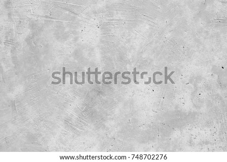 Abstract grungy white concrete seamless background. Stone texture for painting on ceramic tile wallpaper. Cement grunge backdrop for design art work and pattern. #748702276
