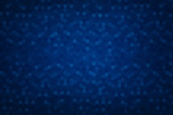 Abstract hexagonal background.  Hex geometry pattern.