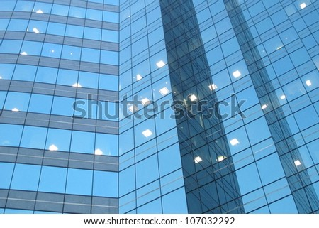 Abstract High Rise Building 3