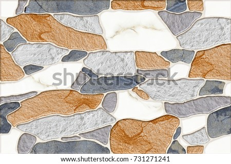 abstract home decorative wall tiles pattern design background,