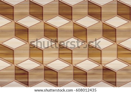 Abstract Home Decorative Wooden Wall Tiles Design Background EZ Extraordinary Decorative Wood Wall Tiles