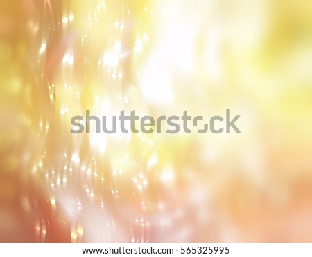abstract illustration blur orange background with defocused bokeh #565325995