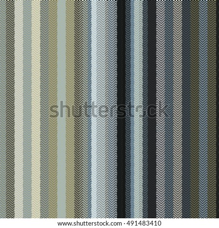 Abstract image in a colored vertical stripes, tapestry or a template for tissue #491483410