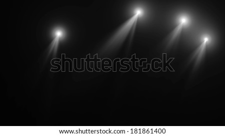 Abstract image of  lighting flare  #181861400