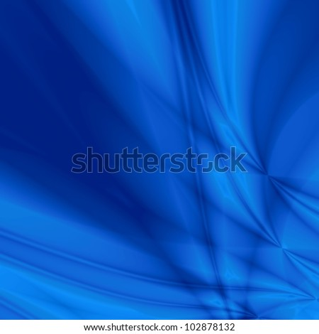 abstract image of the colored waves and broad patterns - stock photo