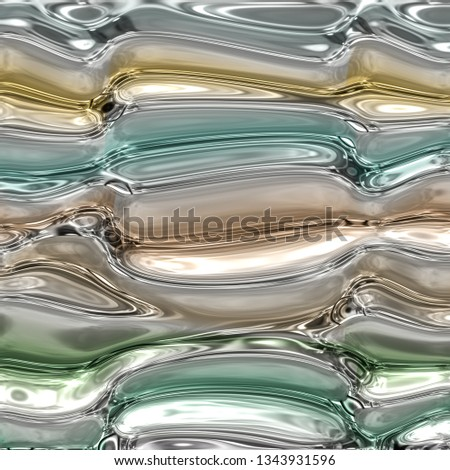 Abstract image of various colors and various patterns. Background for interior.