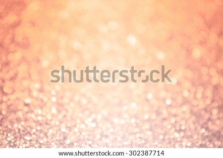 Abstract instagram style filtered retro ocean sunset bokeh blur sparkle background