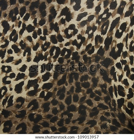 abstract leopard hair texture background