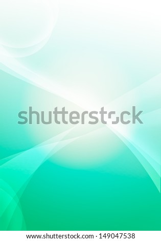 Abstract light background with color