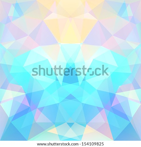 Abstract Light Blue Background Abstract Light Blue Geometric