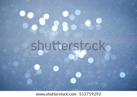 Shutterstock abstract light blue white bokeh for background - can use to display or montage on product