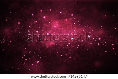 Abstract light energy background.